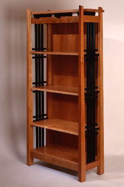 floating bookcase